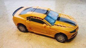 Modelo de Camaro Fotografia de Stock