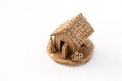 Modelo de cerámica de la cabina Foto de archivo