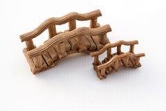 Modelo de cerámica del puente Fotografía de archivo libre de regalías