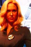 Modelo de cera de Susan Storm Imagens de Stock Royalty Free