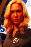 Modelo de cera de Susan Storm Fotografia de Stock Royalty Free