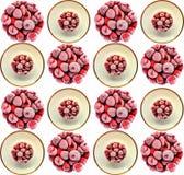 Modelo de Cherry Cake Imagenes de archivo
