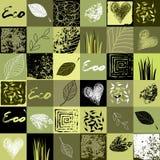 Modelo de Eco Fotografía de archivo libre de regalías