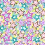 Modelo de estrella inconsútil Imagen de archivo