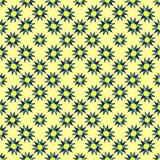 Modelo de estrellas inconsútil Ilustración del vector Fotos de archivo libres de regalías