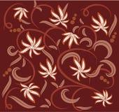 Modelo de flor, elemento para el diseño Imagen de archivo libre de regalías
