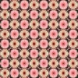 Modelo de flor inconsútil Imagen de archivo libre de regalías