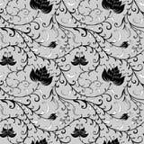 Modelo de flores del vector Fotografía de archivo
