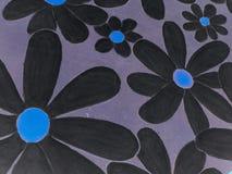 Modelo de flores inconsútil del gerbera Foto de archivo libre de regalías