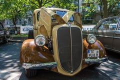 Modelo 85, 1938 de Ford V8 de la recogida del vintage Foto de archivo