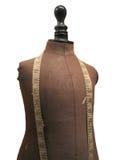 Modelo de forma do vintage/manequim/mannequin Fotos de Stock