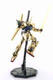 Modelo de Gundam Fotos de archivo