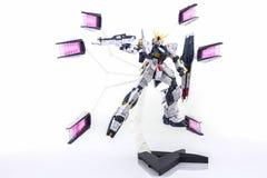 Modelo de Gundam Imagenes de archivo