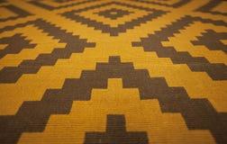 Modelo de la alfombra Fotos de archivo libres de regalías