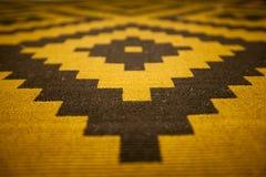 Modelo de la alfombra Fotos de archivo