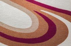 Modelo de la alfombra Imagenes de archivo