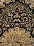 Modelo de la alfombra persa de Royal Palace imágenes de archivo libres de regalías