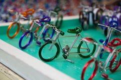 Modelo de la bicicleta Imagen de archivo libre de regalías
