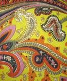 Modelo de la cachemira Foto de archivo libre de regalías