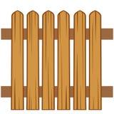 Modelo de la cerca Stock de ilustración