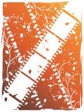 Modelo de la cinta de Grunge Imagen de archivo