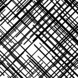Modelo de la cruz de Criss Textura con la intersección de líneas rectas Trama de Digitaces Ilustración del vector stock de ilustración