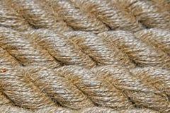 Modelo de la cuerda Fotografía de archivo libre de regalías