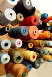 Modelo de la cuerda de rosca Foto de archivo libre de regalías