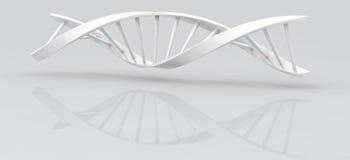 Modelo de la DNA Imágenes de archivo libres de regalías