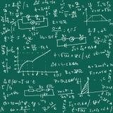 Modelo de la física stock de ilustración