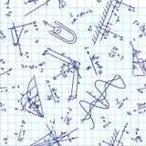 Modelo de la física del vector ilustración del vector