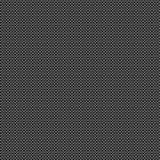 Modelo de la fibra del carbón de la materia textil Fotografía de archivo