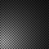 Modelo de la fibra del carbón Imágenes de archivo libres de regalías