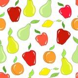 Modelo de la fruta Imágenes de archivo libres de regalías