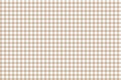 Modelo de la guinga de Brown Textura del Rhombus/de los cuadrados para - la tela escocesa, manteles, ropa, camisas, vestidos, pap libre illustration