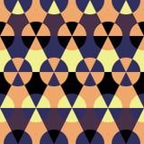 Modelo 6 de la ilusión óptica Foto de archivo libre de regalías