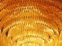 Modelo de la lámpara magnífica Fotos de archivo