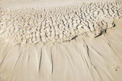 Modelo de la marea Fotografía de archivo libre de regalías