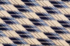 Modelo de la materia textil imagen de archivo libre de regalías