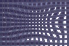 Modelo de la materia textil Foto de archivo libre de regalías