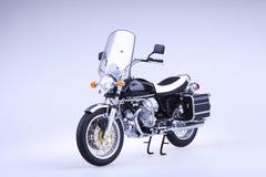 Modelo de la motocicleta Fotografía de archivo