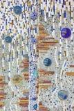 Modelo de la pared Fotografía de archivo libre de regalías