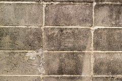Modelo de la pared de ladrillos Imagen de archivo