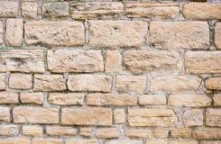 Modelo de la pared de piedra Foto de archivo