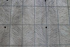 Modelo de la pared de piedra en hacia fuera la puerta imagen de archivo