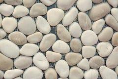 Modelo de la pared de piedra real Imagen de archivo libre de regalías