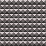 modelo de la pirámide 3D Fotos de archivo libres de regalías