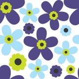 Modelo de la primavera con las flores hermosas Fotografía de archivo libre de regalías