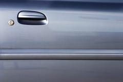 Modelo de la puerta de coche Imágenes de archivo libres de regalías