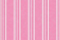 Modelo de la raya vertical en tono rosado del color con el papel texturizado Fotografía de archivo